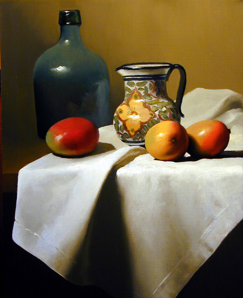 Jerry Weers - Still Life Oil Paintings